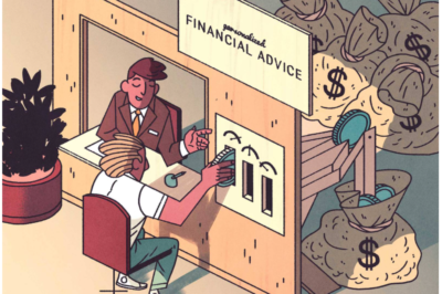 The real problem with financial advisors